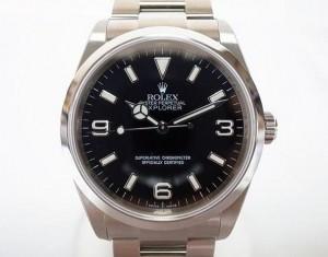 best website df808 4ea61 ロレックス エクスプローラⅠ(キムタクモデル)を格安で買う ...